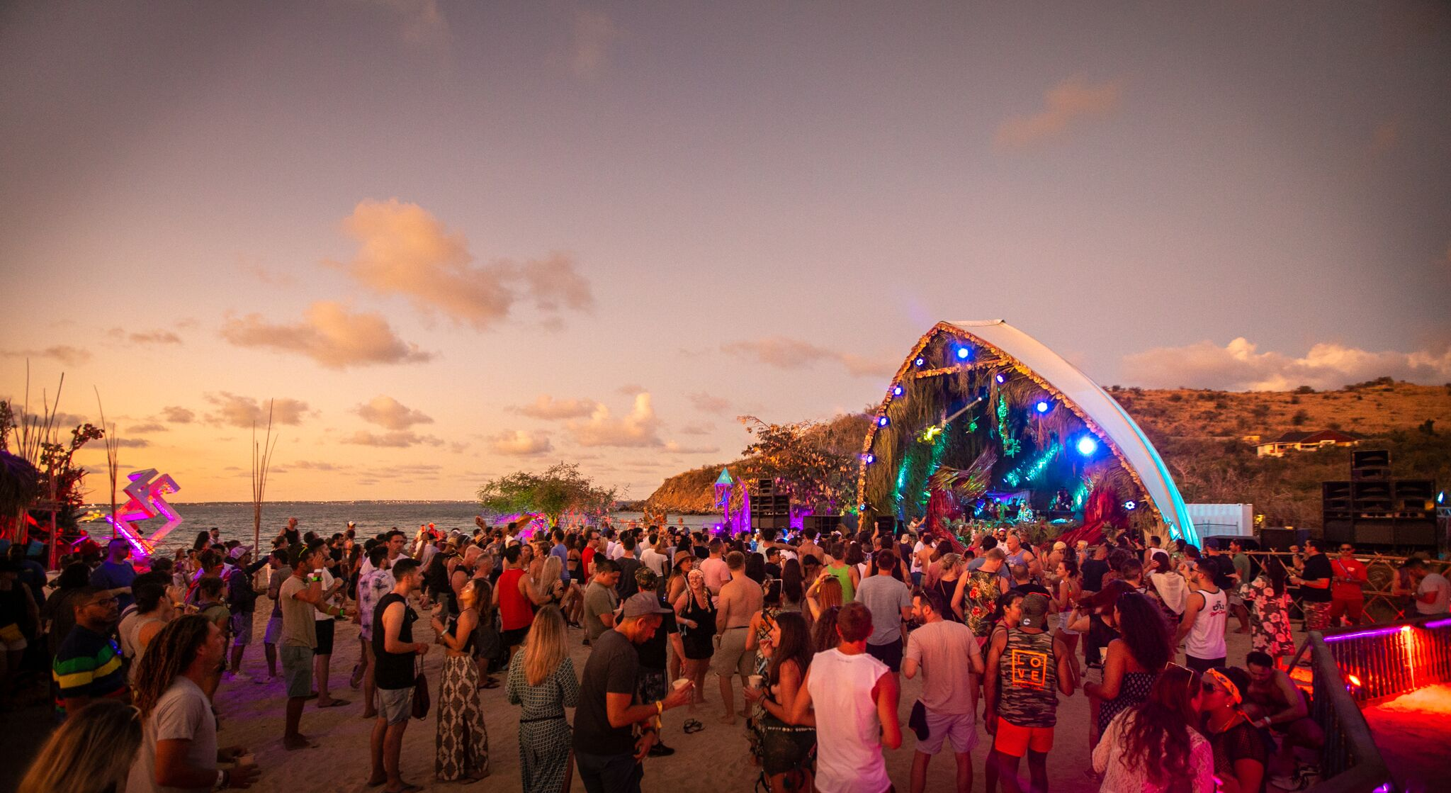 Anything But FYRE: House and Techno Festival, SXM, Returns To The Caribbean
