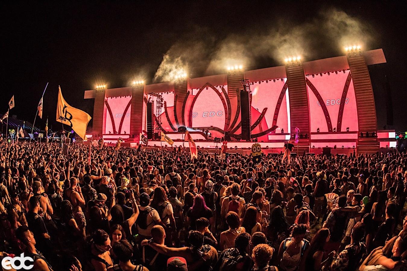 Insomniac Announces EDC Las Vegas 2019 Lineup