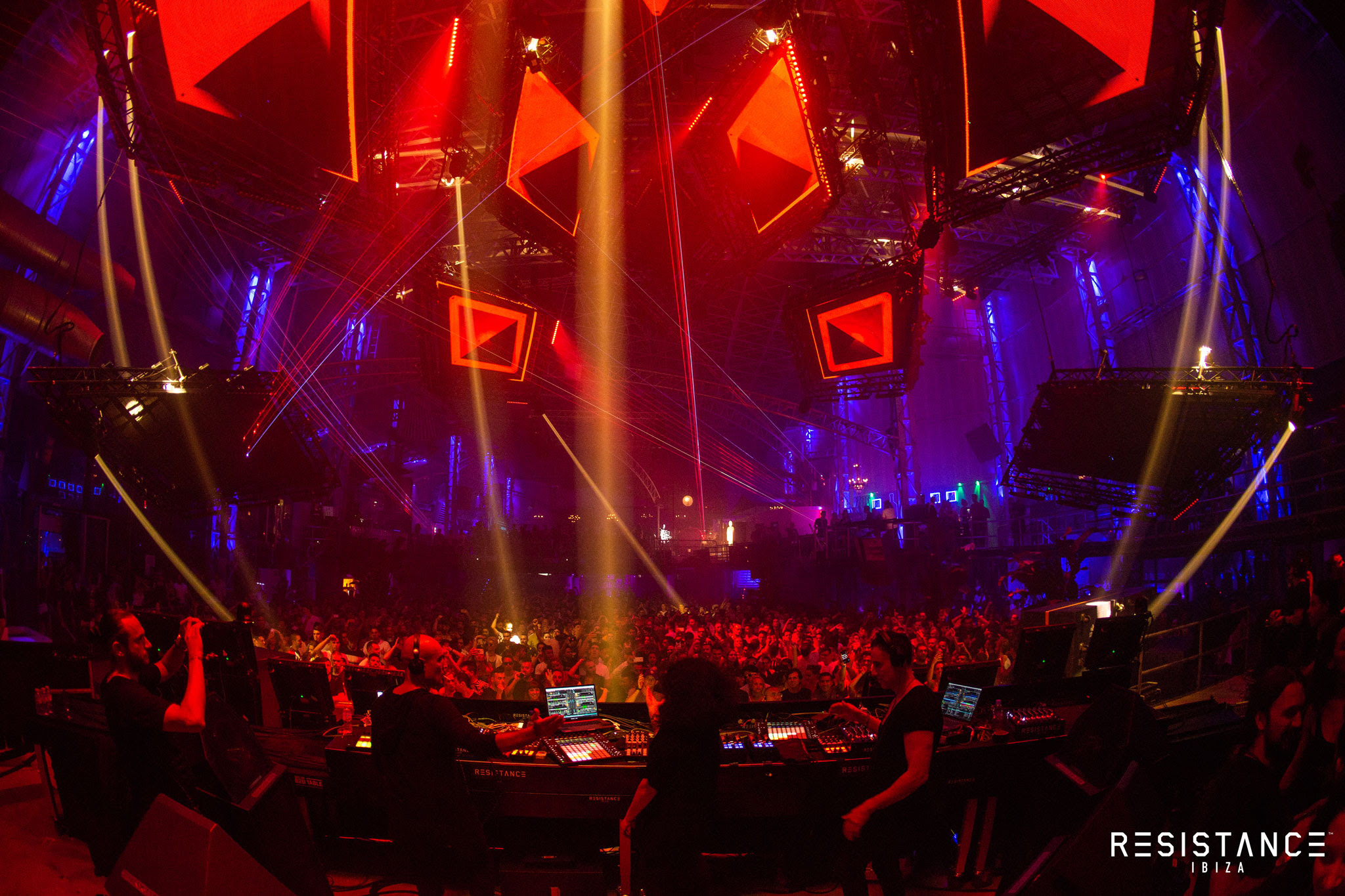 Resistance Ibiza Drops 2019 Season Headliners