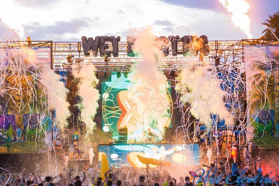10th Anniversary of Wet Electric Announces Full Lineup