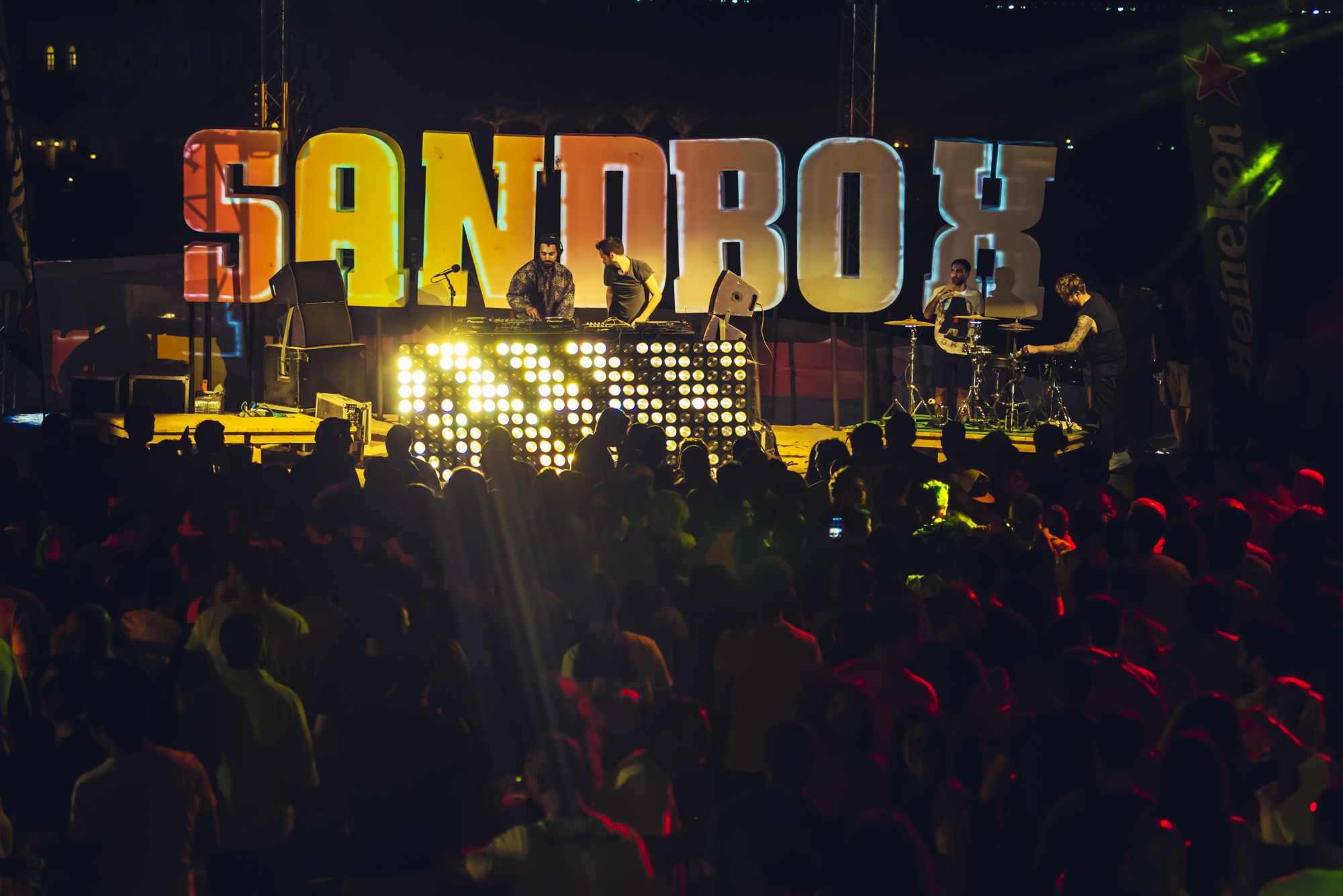 Sandbox Festival in Egypt Releases Full Lineup