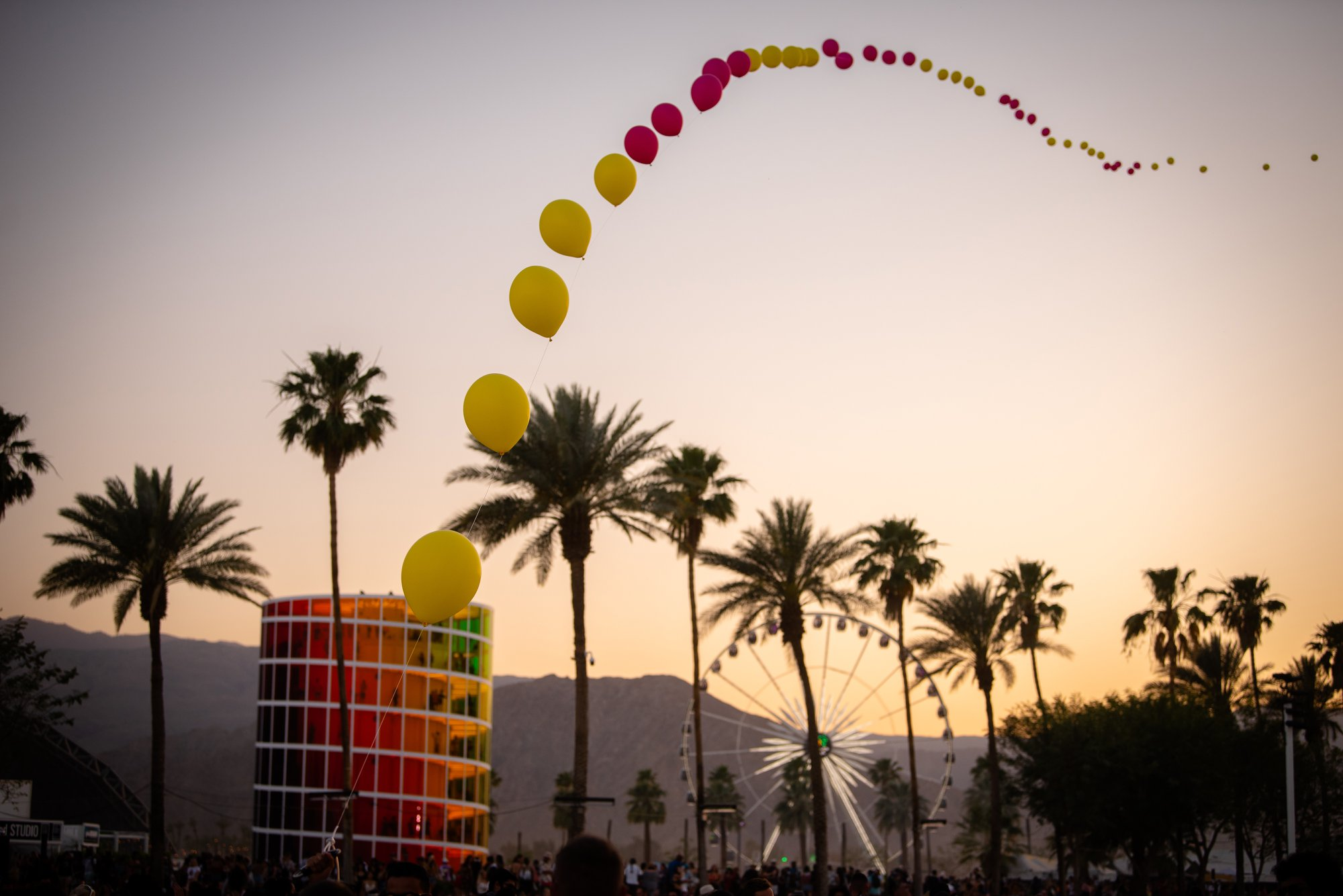 Stagehand Dies While Setting Up Coachella 2019