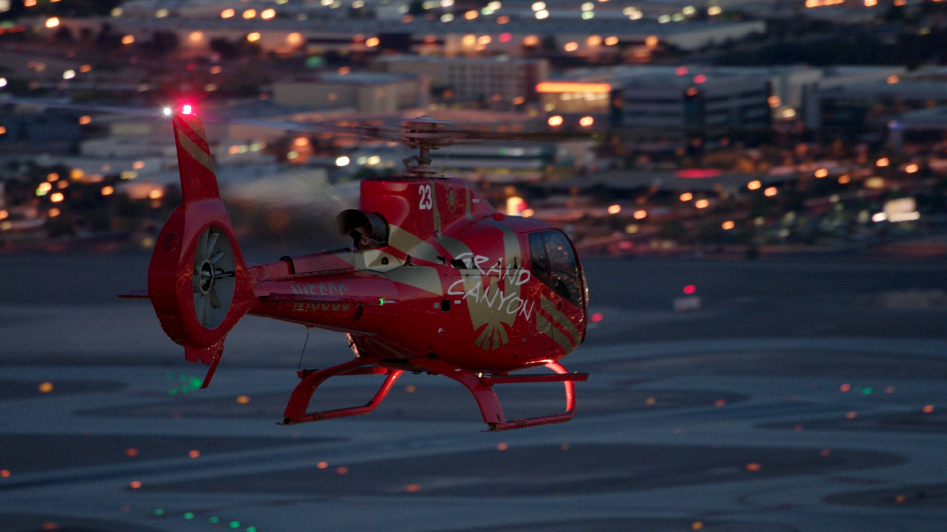 Arrive To EDC Las Vegas In Style With Papillon Helicopters
