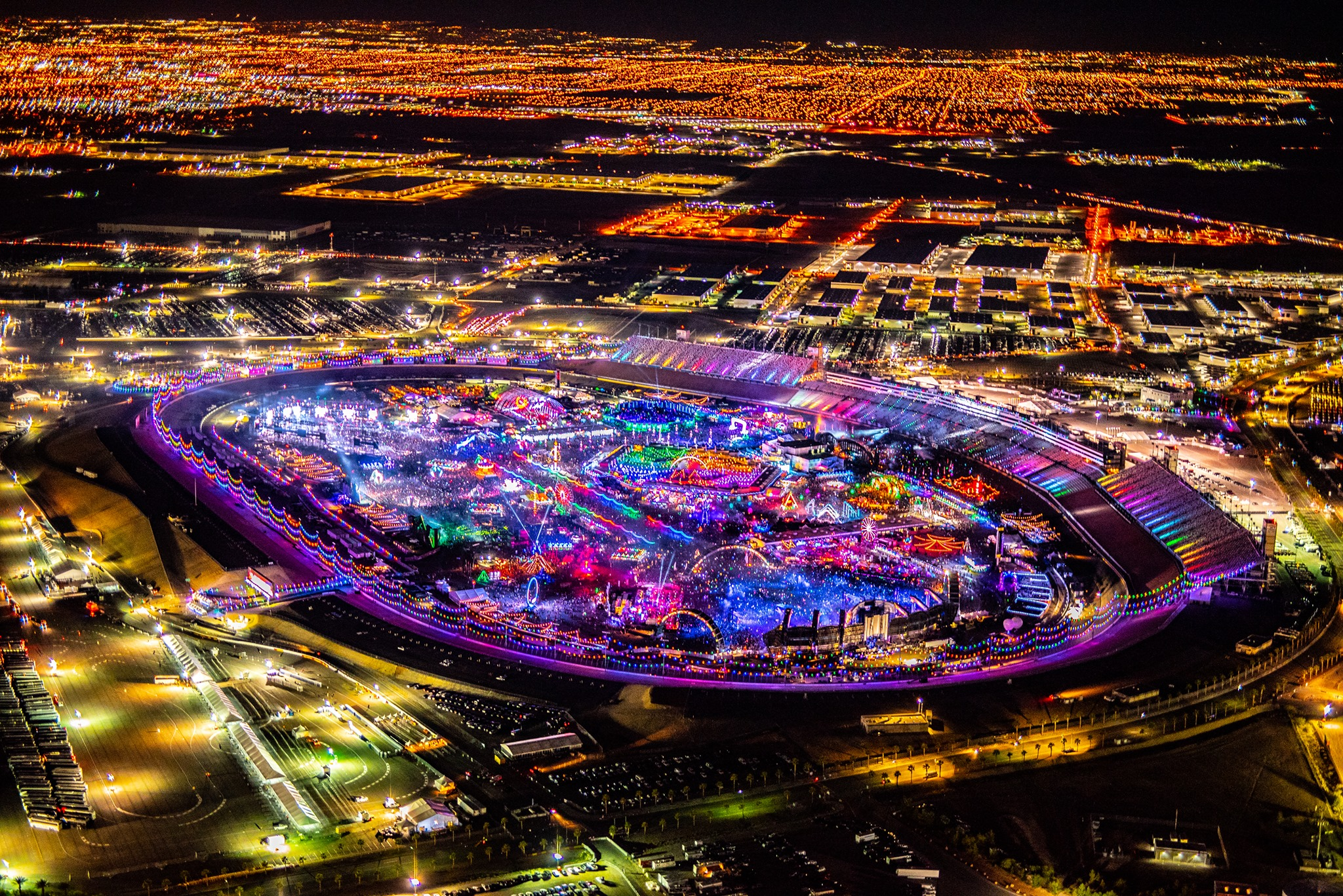 Insomniac Announces Dates, Advance Sale For EDC 2020
