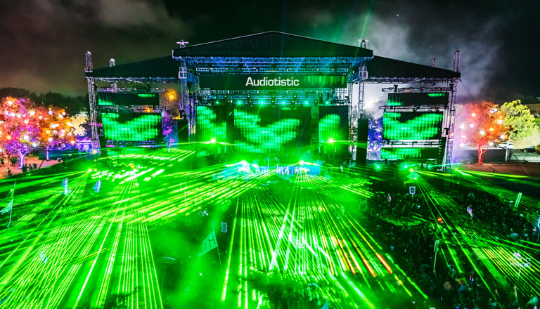 Insomniac's Audiotistic Bay Area Returns with a Massive Lineup