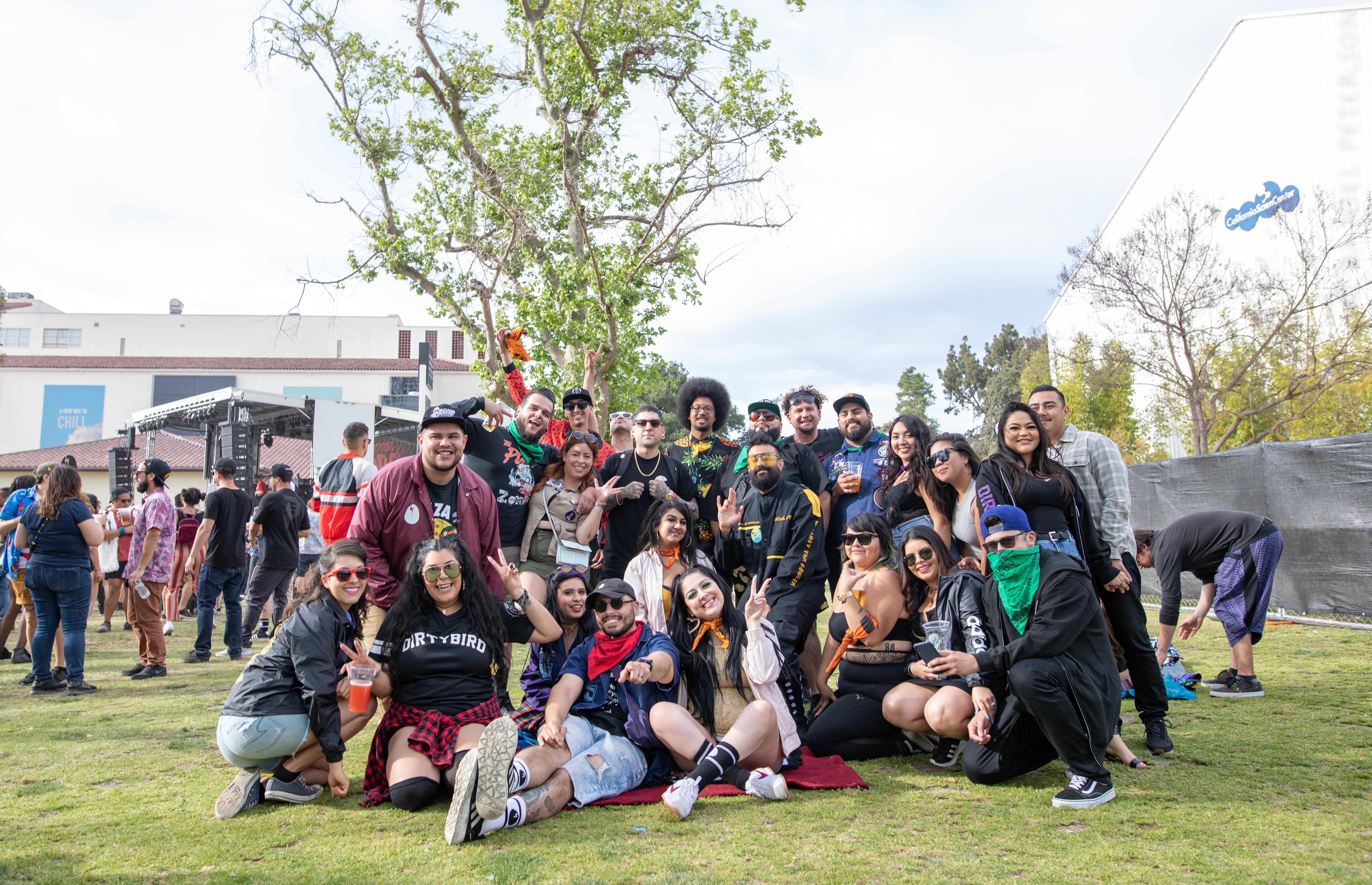 Dirtybird BBQ LA: Event Recap