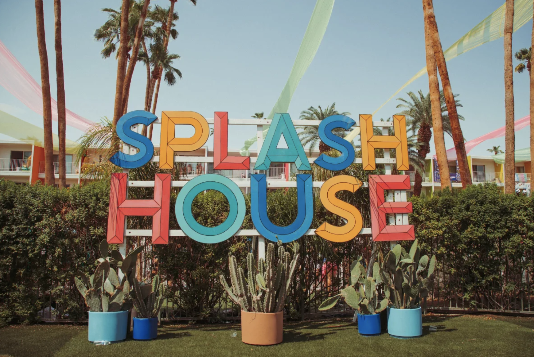 The Splash House 2019 Lineup Is Here