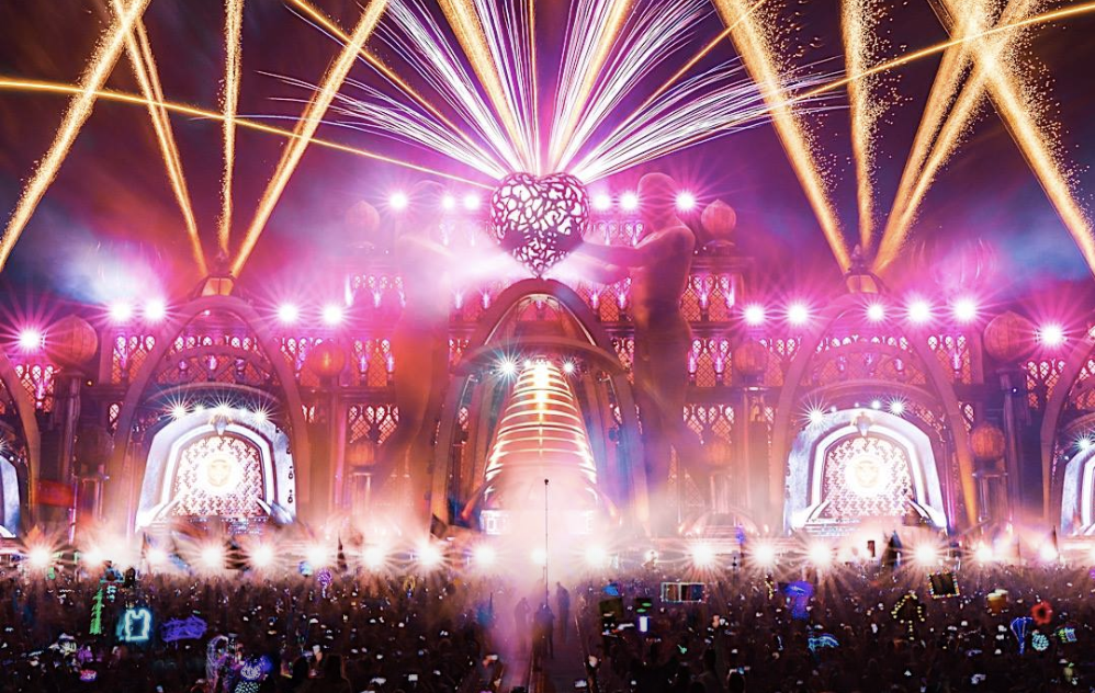 EDC Las Vegas 2019 Live Stream Announced