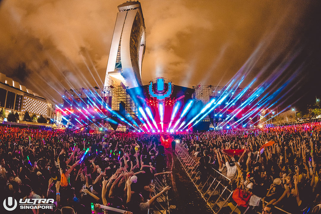 Ultra Singapore 2019 Phase 2 Lineup Revealed