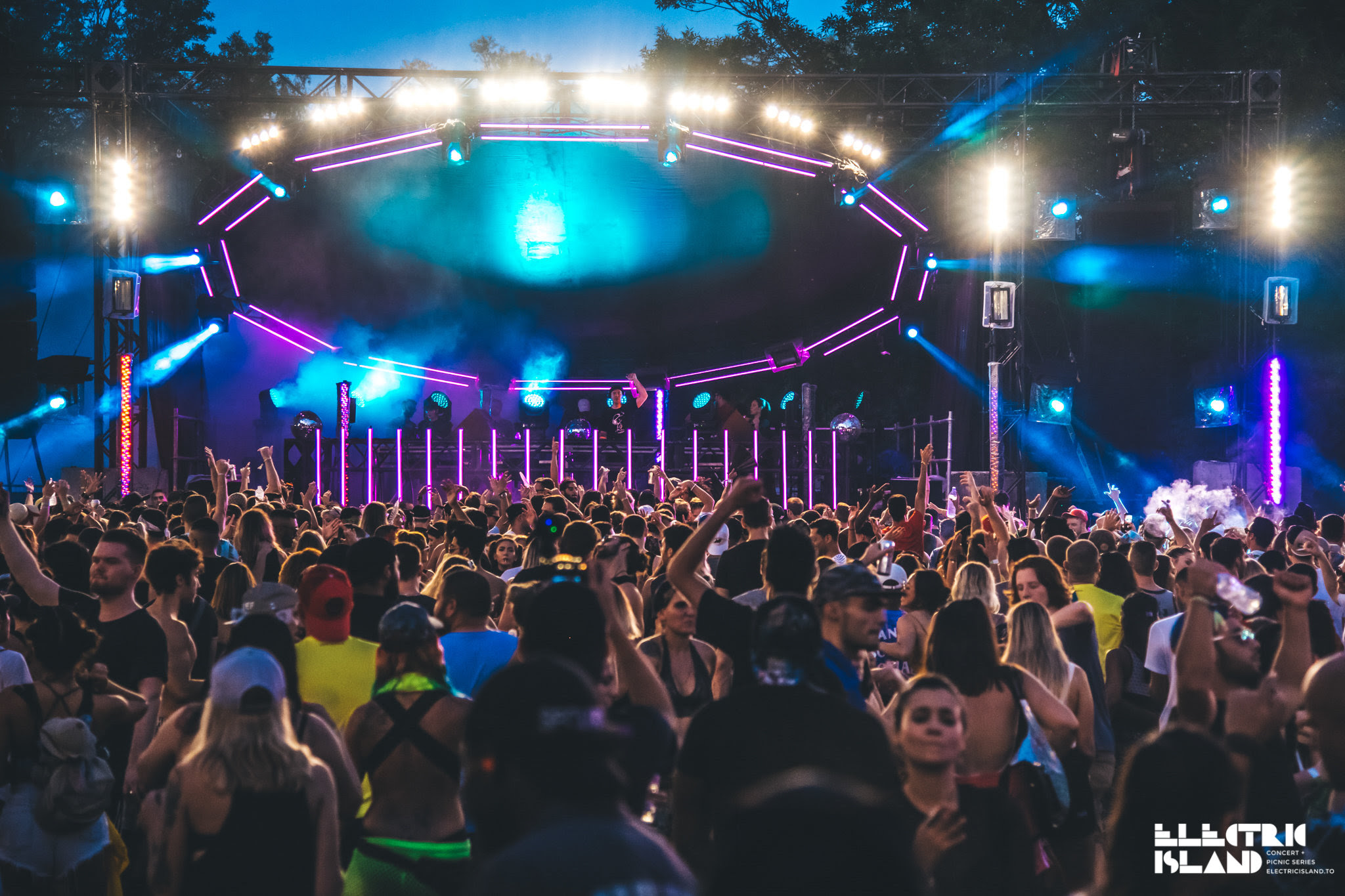 Electric Island Announces Season 7 Lineup For 2019