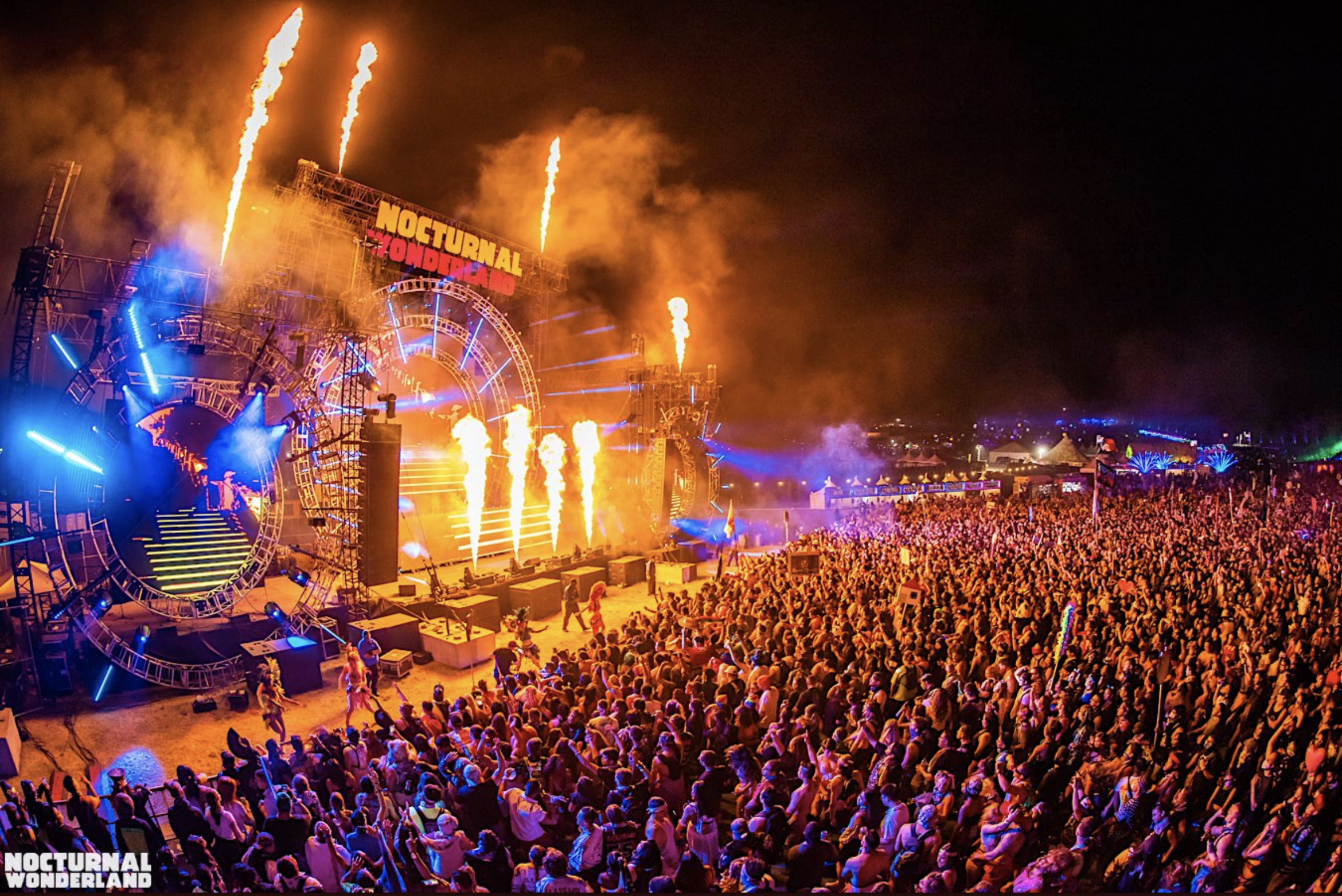 24th Edition of Nocturnal Wonderland 2019 Announces Full Lineup