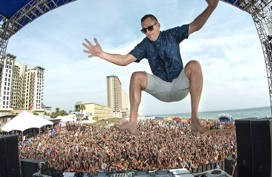 Kaskade Cancels Upcoming 'SunSoaked' Music Festival