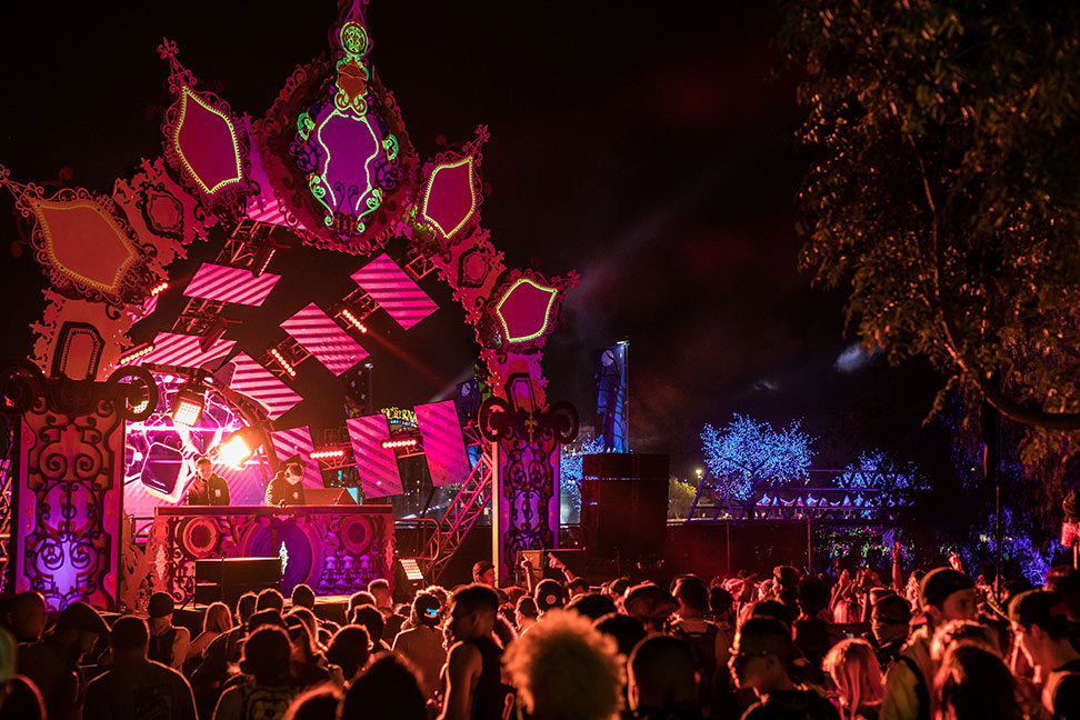 5 Reasons Why We'll Forever Miss Nocturnal Wonderland at Glen Helen Amphitheatre