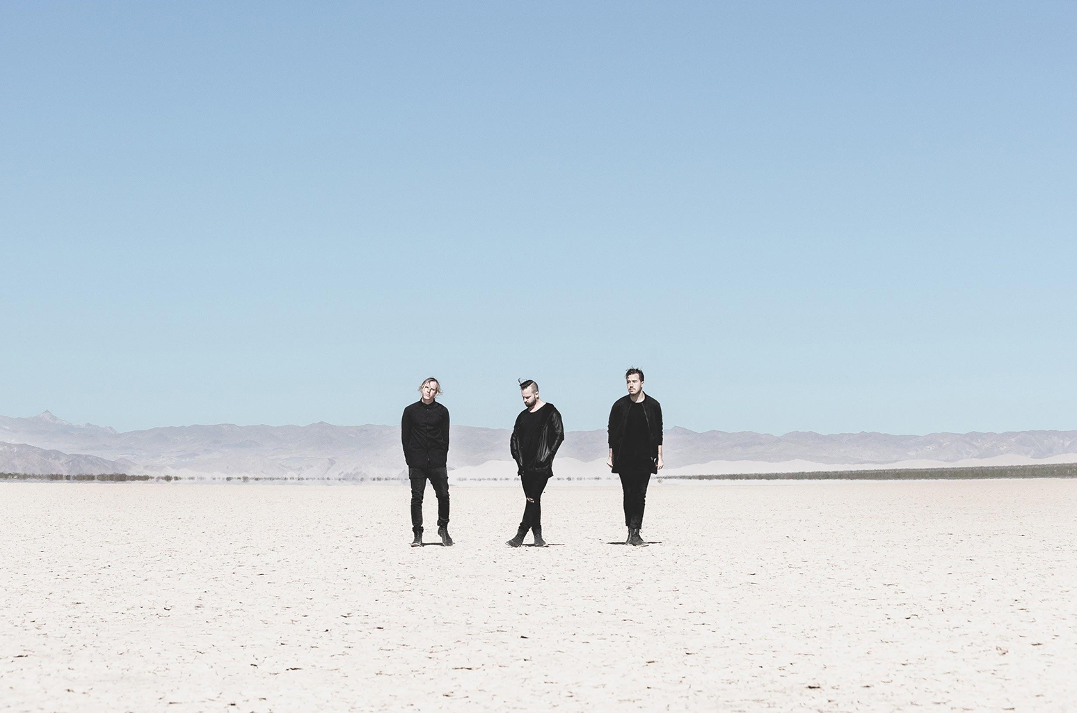 RUFUS DU SOL Announce 18 Track Rework Collection from SOLACE Album