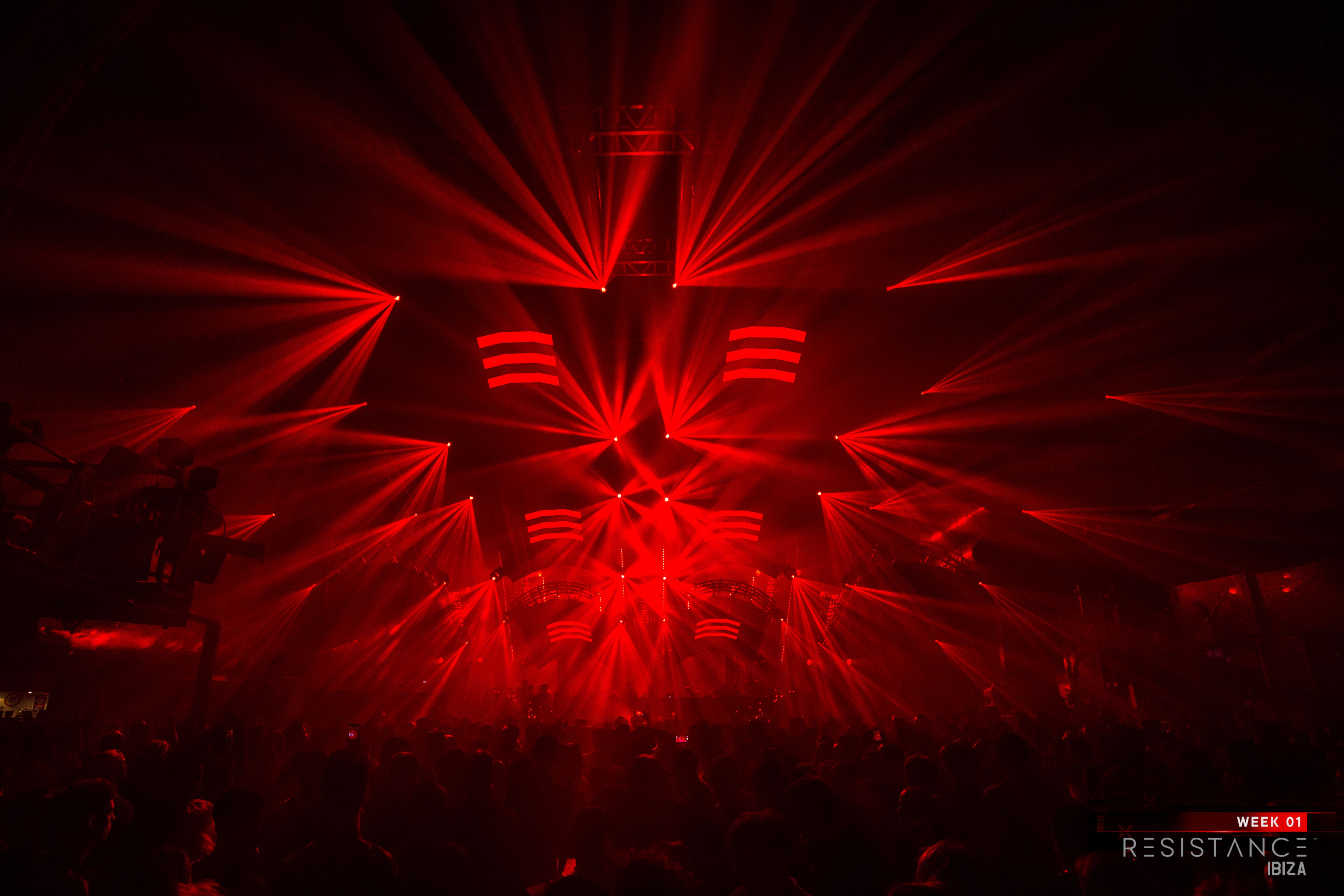 RESISTANCE Ibiza Brings The Heat To The World's Biggest Nightclub This Summer