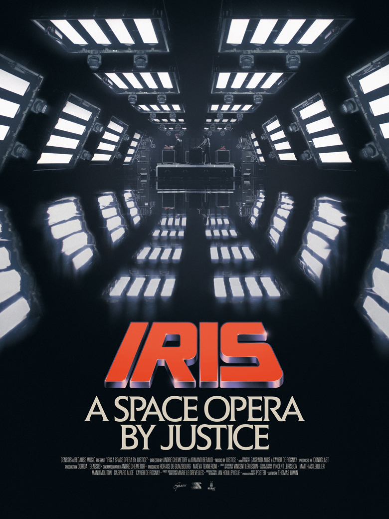 Justice Announces Film Screening for Iris: A Space Opera