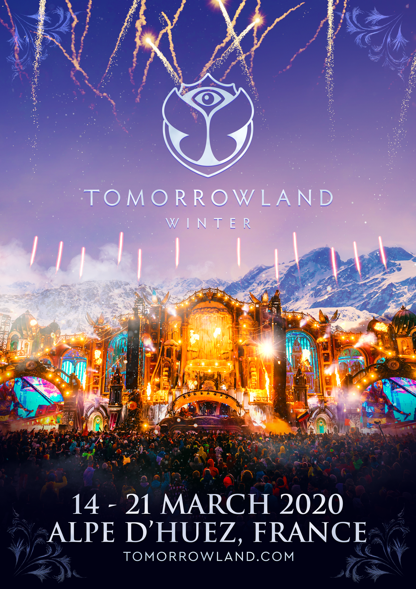 Tomorrowland Winter 2020 Pre-Registration Announced