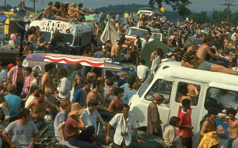 A Weekend for the History Books, 50 Years WOODSTOCK