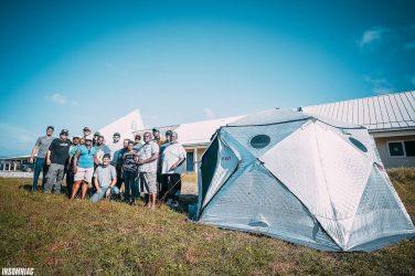 Insomniac Sends Hundreds of EDC Tents to Bahamas Hurricane Survivors