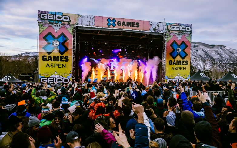 Aspen X Games Announces 3 Day Musical Lineup