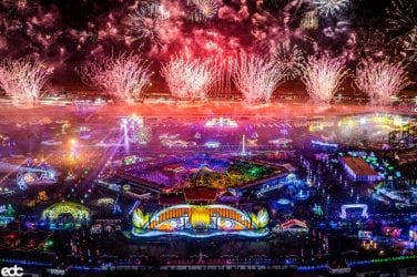 Insomniac Presents $70,000 EDC Charity Donation To Las Vegas Community