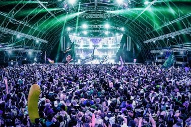 Aliens Abduct 'Escape' Megastructure For Countdown New Years Eve