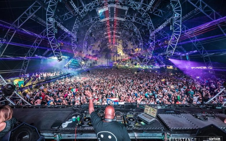 Ultra Announces Return Of Carl Cox Megastructure For 3 Full Days