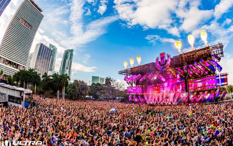 "Ultra Music Festival And Sirius XM Announce ""Ultra Virtual Audio Festival"""