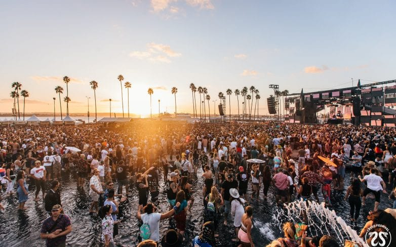 San Diego's CRSSD Festival Delivers Stunning Spring 2020 Lineup