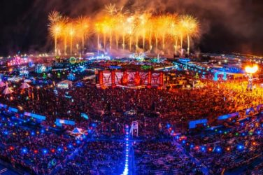 EDC Las Vegas 2020 Will Get Even More Space At Las Vegas Motor Speedway