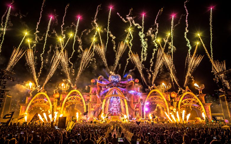 The EDC Las Vegas 2020 Lineup Has Been Revealed