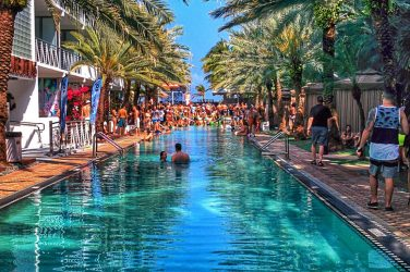Seven Lines Group Unveils Miami Music Week Pool Party Series
