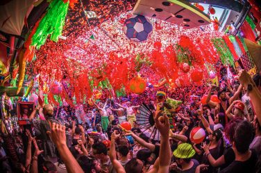 One Of The World's Trippiest Parties, Elrow, Is Headed To EDC Week