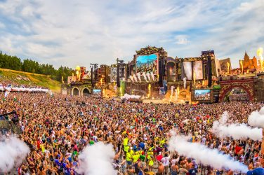 'Tomorrowland Presents: United Through Music' Live Streaming Experience