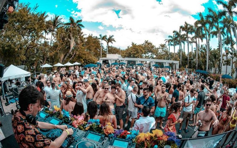 Your Weekday Pool Party Guide For Miami Music Week 2020