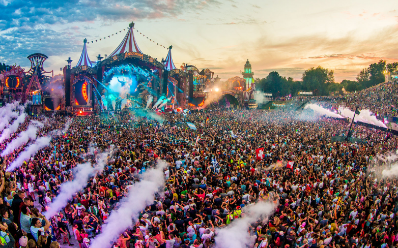 Tomorrowland Announces Third Edition Of 'United Through Music'
