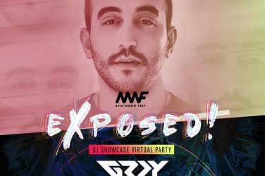 "Taiwan's GR>Y To Perform in ""Exposed"" DJ Showcase Virtual Party"
