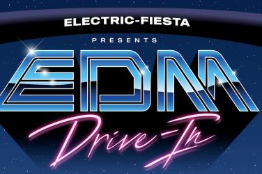 San Antonio's First-Ever EDM Drive-in Festival Coming June 26-June 27, EDM Maniac Official Media Partner