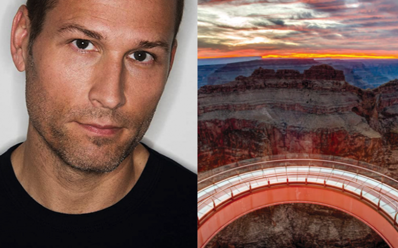 Kaskade Announces Live Stream From The Grand Canyon Tonight