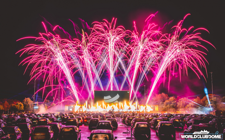 600 Cars Will Attend Germany's Largest Drive In Rave, And It Will Be Live Streamed