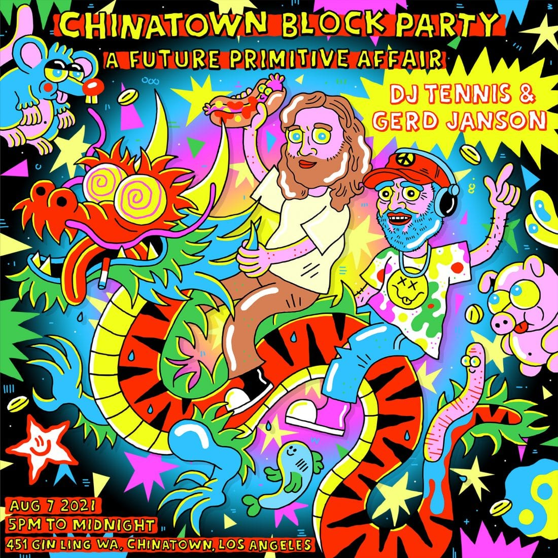 Chinatown Block Party