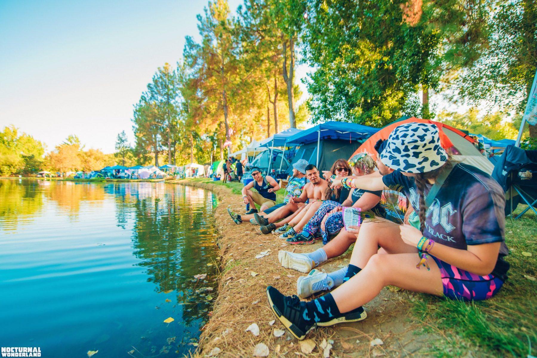 Nocturnal Wonderland Campground
