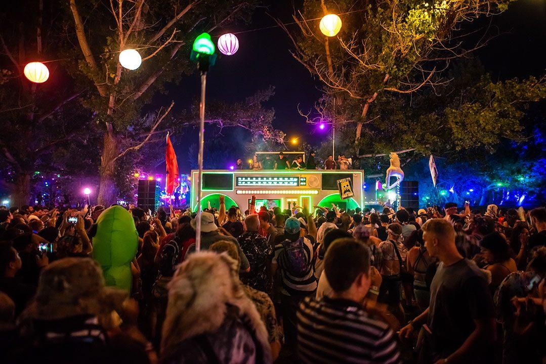 Nocturnal Wonderland Pre-Party